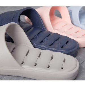 Image 5 - 4colors Original  One Cloud Lightweight and Comfortable Bathroom Slip Slip Slipper Mijia Shoe For Man And Women