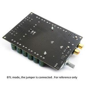 Image 3 - Scheda amplificatore unisiana TDA7498E classe D audio 2.0 canali Hifi BTL mono 220w amplificatori ad alta potenza per sistemi audio domestici
