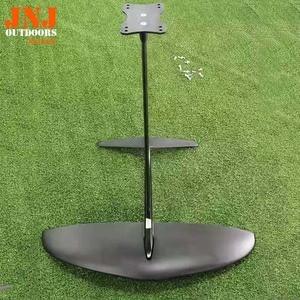 Image 1 - Hoja de carbono de ala grande con mástil hueco de aluminio para efoil