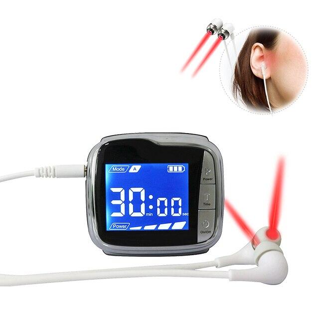 Новинка, акупунктура, электронное устройство для ушей в ушах, лазерная терапия, слуховые аппараты или устройство для носовой полости
