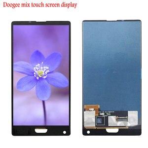 Image 5 - Para ulefone mix doogee mix 2 mix lite, display de toque com digitalizador