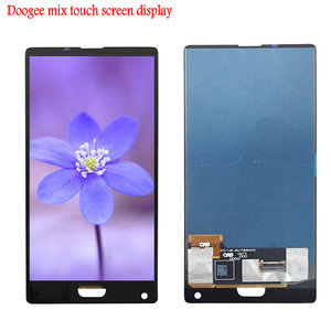 Image 5 - Ulefone Mix Doogee Mix Mix 2 Mix Lite dokunmatik ekran cep telefonu yedek sayısallaştırıcı dokunmatik Panel lcd