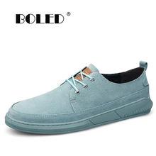 Мужская обувь высокого качества; Удобная кожаная повседневная