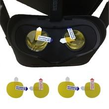 4 Stks/set Lens Beschermende Film Voor Oculus Quest/Rift S Anti Kras Lens Protector Films Clear Voor Oculus quest Glazen Accessoires