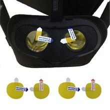 4 Teile/satz Objektiv Schutz Film für Oculus Quest/Rift S Anti scratch Objektiv Protector Filme Clear Für Oculus quest Glas Zubehör