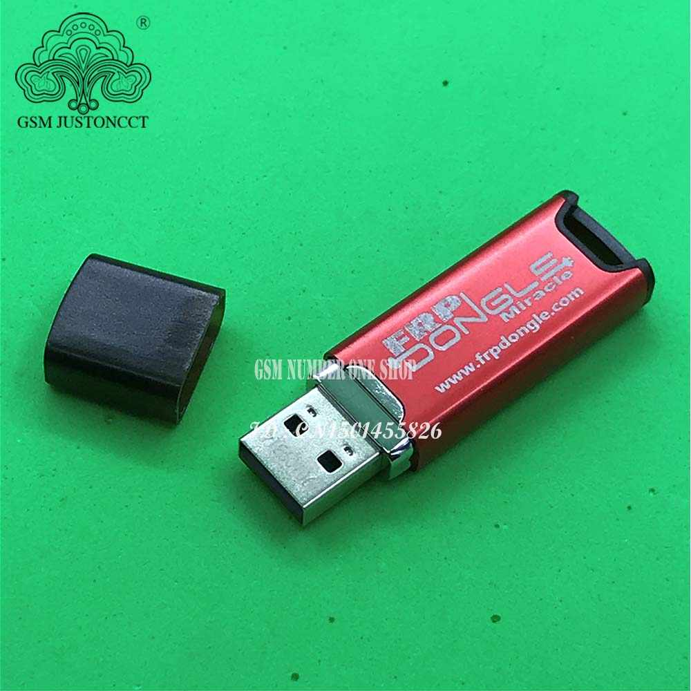 2020 latest original Miracle Frp Dongle Miracle FRP Tool Dongle Free Moto Vivo eMMC Tool