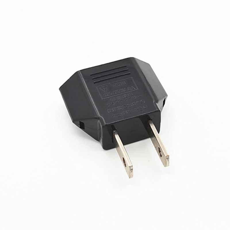 ホット変換のさまざまな国米国 Eu プラグ/EU 米国のプラグアダプタ旅行電源コンバータ小さなコンパクト充電器