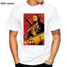 Camiseta impressa homem o que faria jesus republicano, dinheiro energia doença t camisa o pescoço t camisa