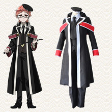 HISTOYE Cosplay Costume The Anime Royal Teacher Heine Costume Heine Wittgenstein Cosplay Clothing for Women Halloween Party histoye cosplay costume the anime royal teacher heine costume heine wittgenstein cosplay clothing for women halloween party