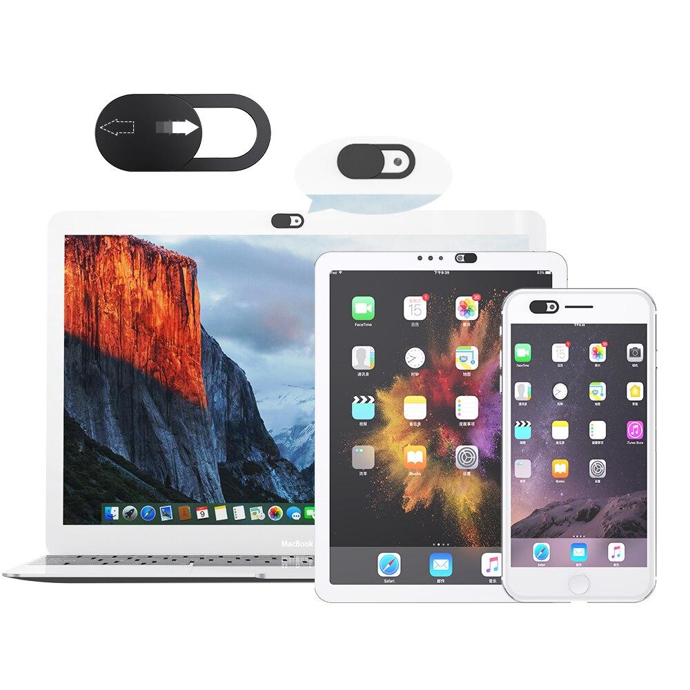 YKZ мобильный телефон наклейка для конфиденциальности, крышка веб-камеры, затвор, магнитный слайдер, пластиковый чехол для iPhone, ноутбука, ПК, iPad, планшета, камеры