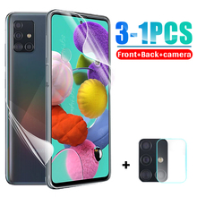 Hydrogel-Film Screen-Protector Samsung A51 M31-Camera for S20 Ultra-S20/plus 3-1PCS A71