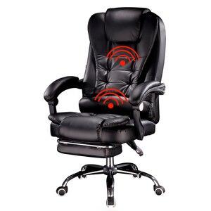 Image 5 - Специальное предложение кресло офисный стул компьютерный босс стул эргономичный стул с подставкой для ног