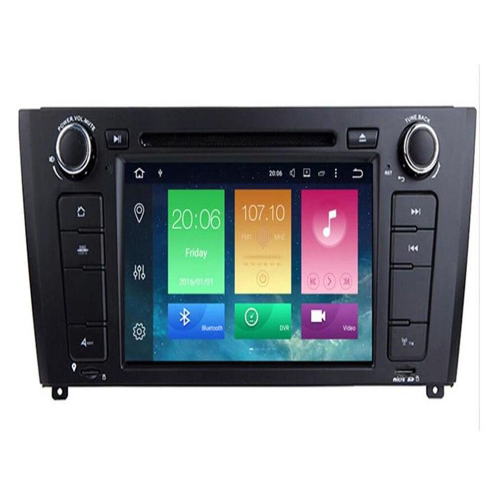 Android 9.0 8 core 4 + 64G ROM Lecteur DVD de Voiture pour BMW Série 1 E81/E82/I20 Avec BT Wifi Radio Stéréo GPS Navigation Voiture Unité de Tête