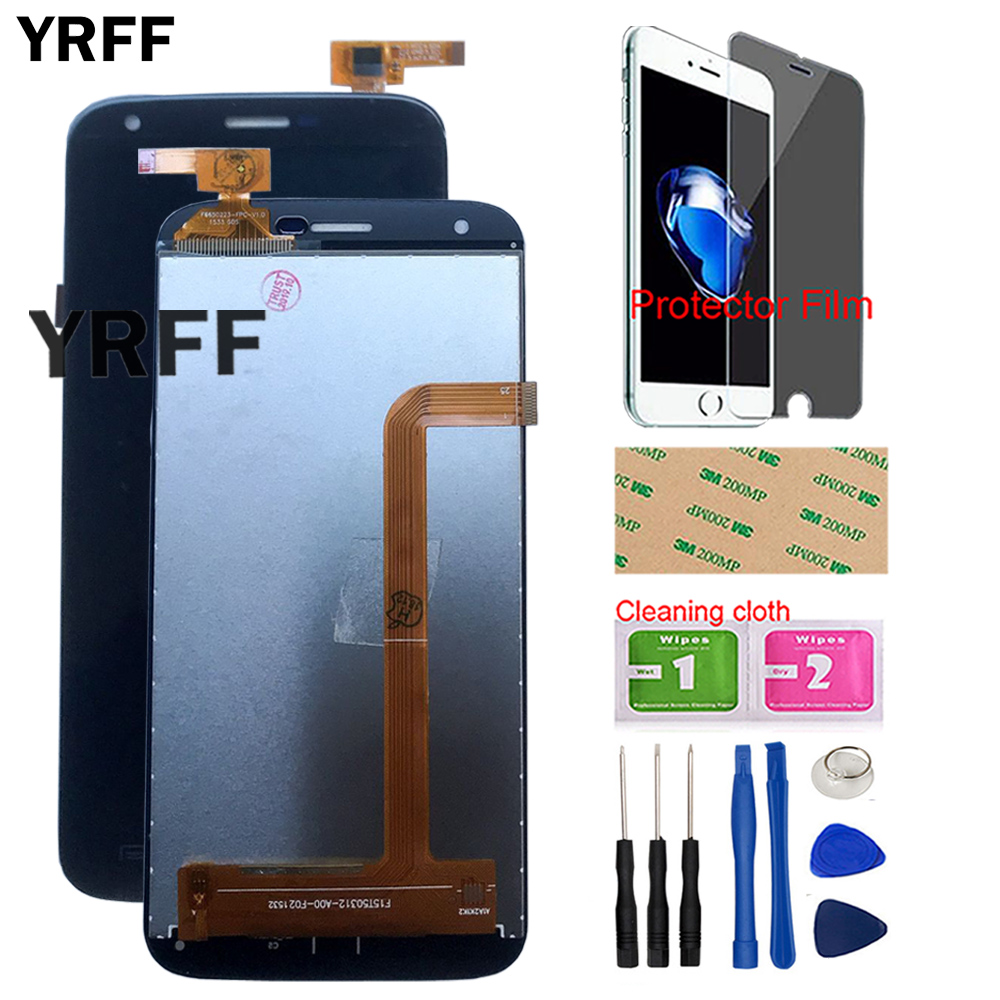 LCD Display Touch Screen For <font><b>Doogee</b></font> <font><b>Y100</b></font> <font><b>PRO</b></font> LCD Display Touch Screen Assembly Quad Core 4G For <font><b>Doogee</b></font> <font><b>Valencia</b></font> <font><b>2</b></font> <font><b>Y100</b></font> <font><b>Pro</b></font> Tools image