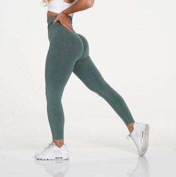 RUUHEE Seamless Legging Yoga Pants Sports Clothing Solid High Waist Full Length Workout Leggings for Fittness Yoga Leggings 20