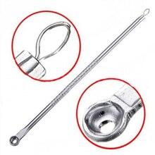 Acne-Needle Silver-Tool Skin-Care Steel Black-Head 1pc Antibacterial Professional