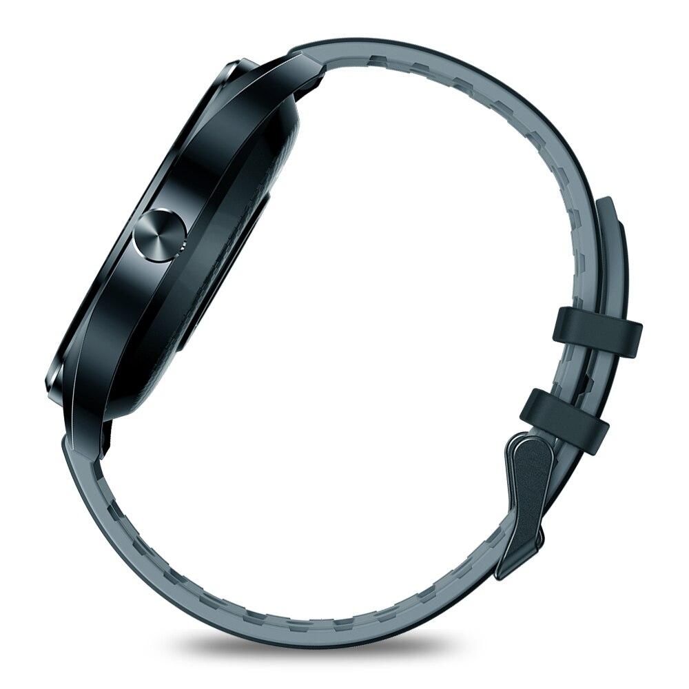 Smartwatch originale Zeblaze NEO fréquence cardiaque pression artérielle Multi visages montre intelligente hommes couleur tactile affichage Message Notifications - 4