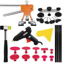 Безболезненный инструмент для ремонта вмятин, автоматический Съемник вмятин на присоске, ремонт кузова вмятин, ручной инструмент, тяговый мостовой молоток