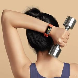 Image 3 - Xiaomi Redmi Band Smart Armband Fitness Herz Rate Sport Monitor Bluetooth 5,0 USB Lade Armband 2020 redmi smart band