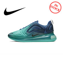 NIKE AIR MAX 720 Men's Running Shoes Original Authentic Sports