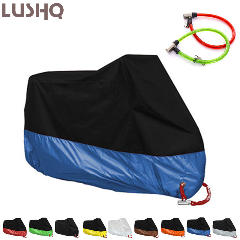 Motorcycle Cover Tent Waterproof Outdoor Funda Moto Housse For KTM JERSEY 1190 RC 390 SX 50 FARO 300 SX 85 790 DUKE DUKE 200