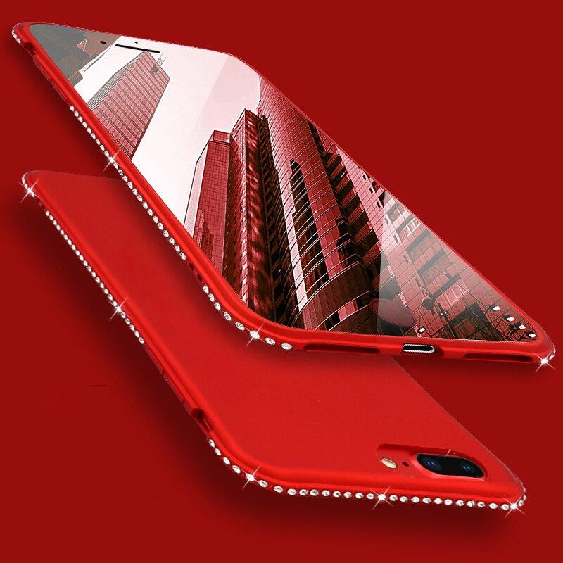 Glitter Diamond Case for Samsung Galaxy J4 Prime J6 A9 A8 Plus 2018 A720 J5 pro J7 2017 J730 A310 M10 M20 A10 A50 TPU Cover