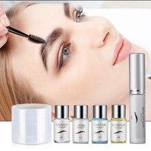 1 Set Semi-pernament Brow Lift Kit Eyebrow Lamination Kit Styling Perming Setting Curling Brow Lamination Beauty Salon Home Use