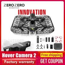 호버 카메라 2 여권 셀프 플라잉 드론 4k 프로페셔널 Video1080P 자동 팔로우 13MP 360 도 장애물 회피 pk dji Air 2S