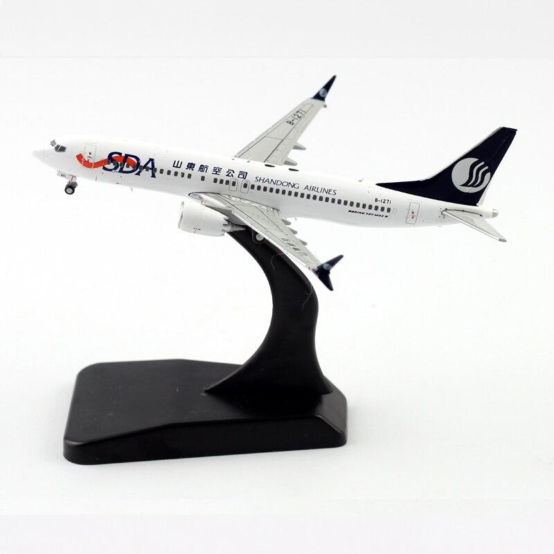 Aeronave colecionável e luxuoso de liga de