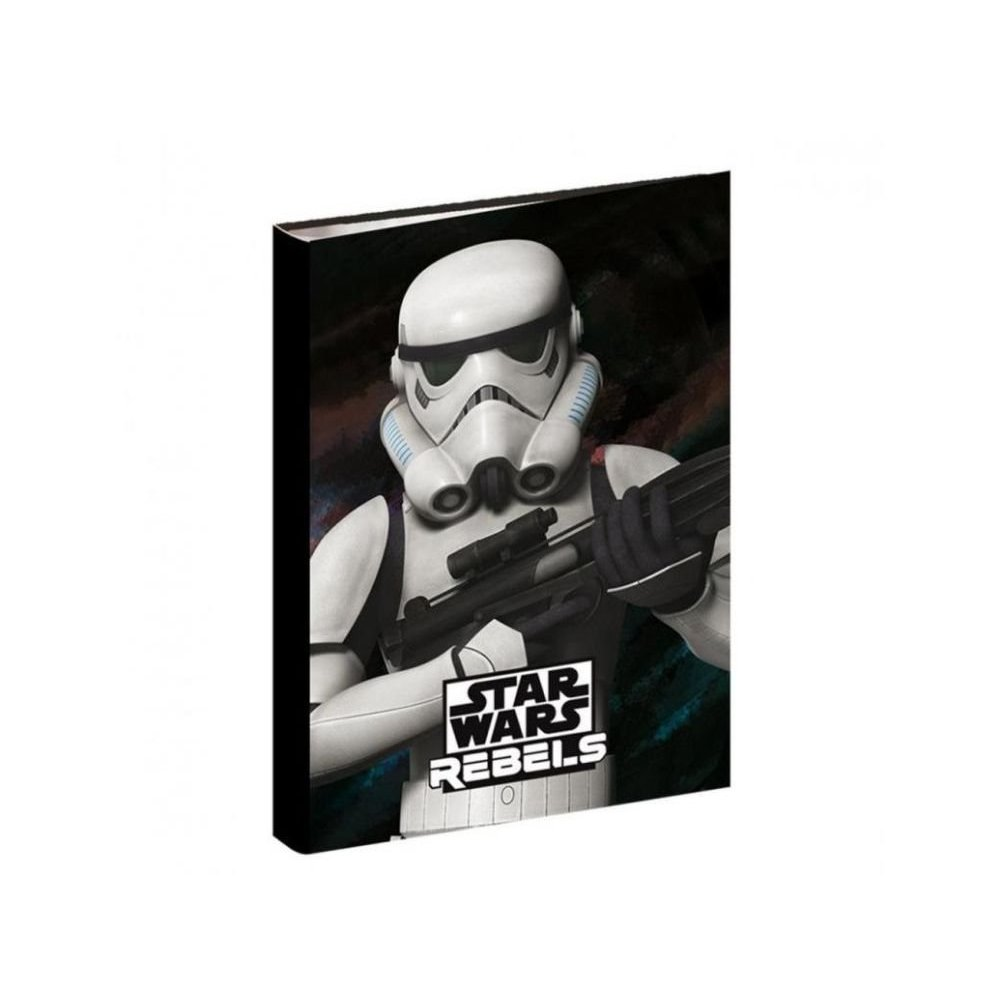 Ring Binder Star Wars Rebels Soldier