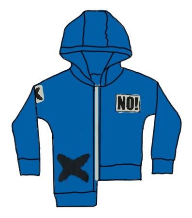 Kids Sweatshirt NX Brand 2021 New Autumn Winter Boys Girls Skull Print Long Sleeve Jacket Baby T Shirts Hoodies Children Clothes 2