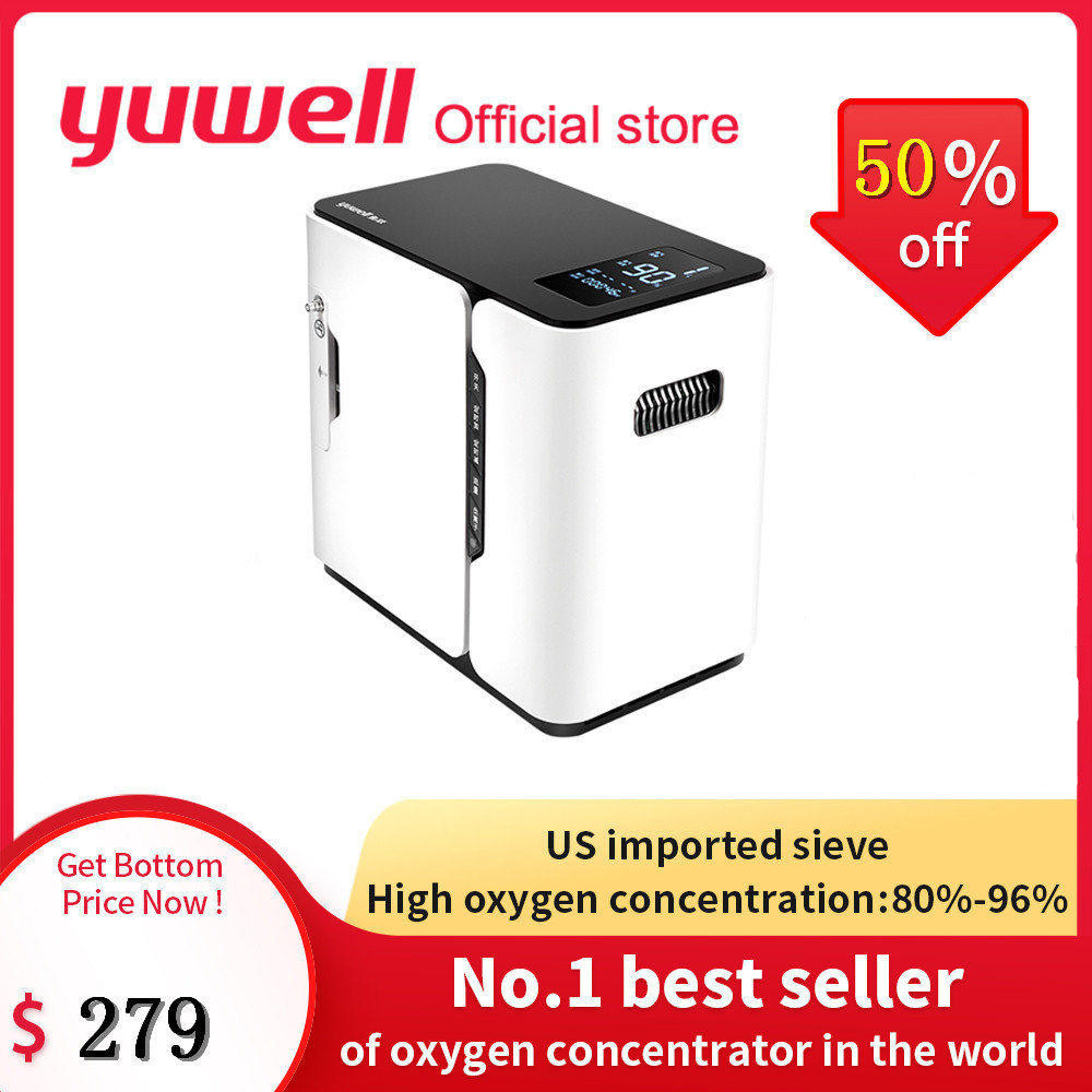 Yuwell Oxygen Concentrator Generator Be Good For Ventilator Sleep