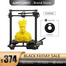 Anycubic 3D Drucker anycubic Chiron Plus Große Druck Größe 2019 3D drucker Drucken DIY Kits FDM TFT impresora 3d