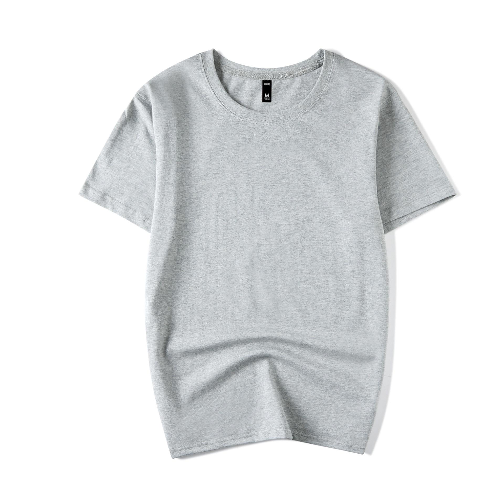 Новинка 2019, Мужская футболка, хлопок, хит продаж, мужская и женская футболка, повседневная, короткий рукав, размера плюс, Мужская футболка