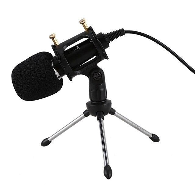 Купить профессиональный микрофон конденсатор для компьютера ноутбука картинки цена
