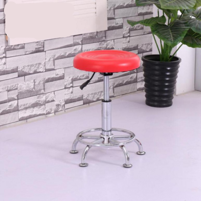 Fashion Barber Chair Rotary Lift Beauty Chair Barber Chair Cashier High Desk Front Work Chair