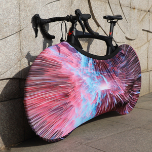 Image 5 - WEST BIKING MTB Road Bike Protector Wheels Cover Dust Proof Scratch proof Indoor Protective Gear 26 27.5 29 700C Storage Bag