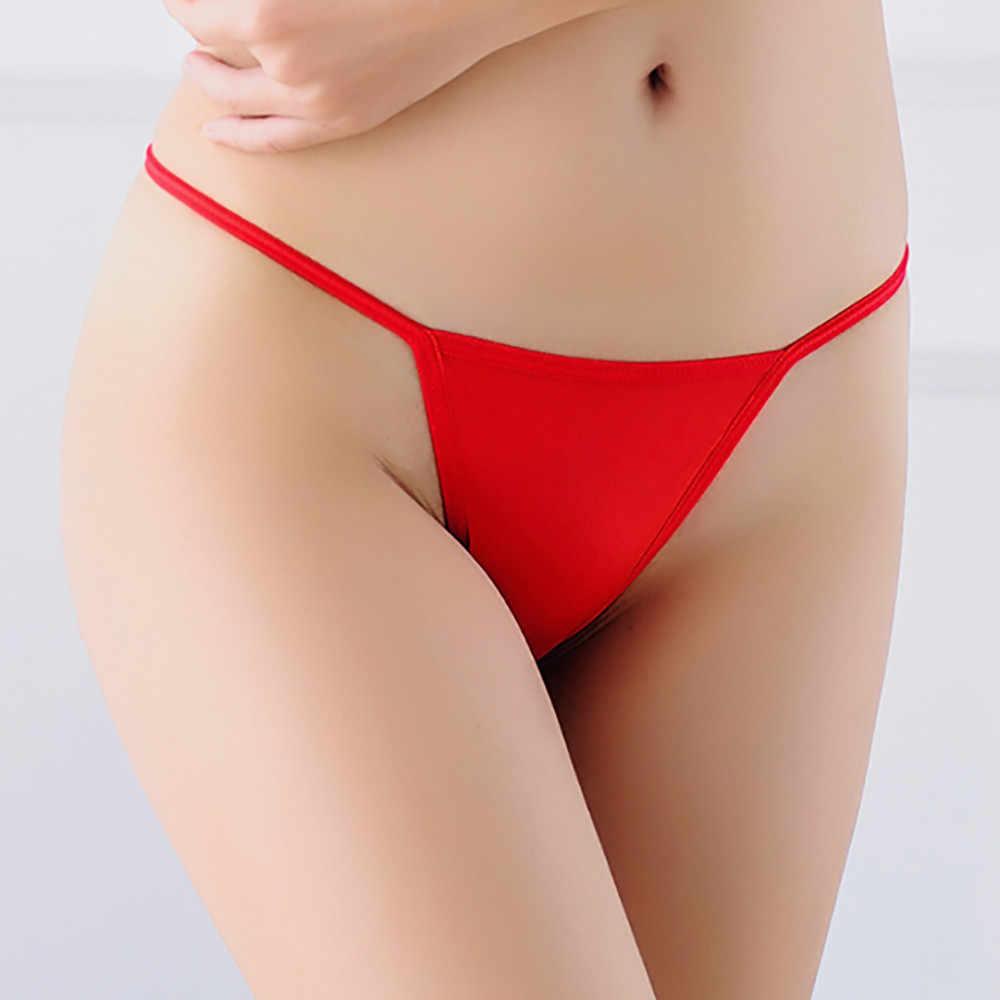 สตรีเซ็กซี่ชุดชั้นในมินิ G-String Thongs ชุดชั้นในกางเกงชุดชั้นในกางเกงยีนส์กางเกง