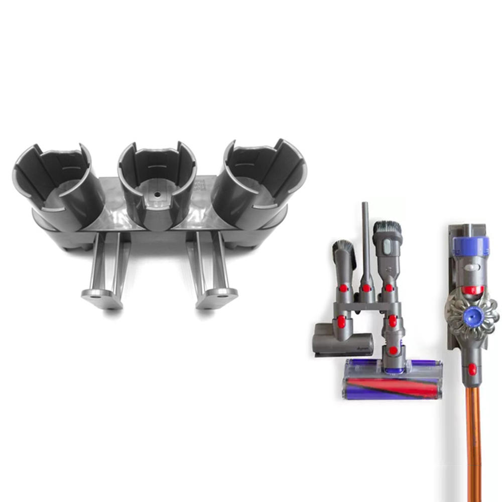 <font><b>Storage</b></font> <font><b>Bracket</b></font> Holder <font><b>Vacuum</b></font> <font><b>Cleaner</b></font> Parts Accessories Brush Tool Base Rack <font><b>For</b></font> <font><b>Dyson</b></font> <font><b>V7</b></font> <font><b>V8</b></font> <font><b>V10</b></font> image
