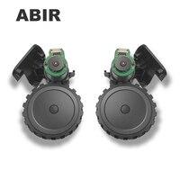 Ev Aletleri'ten Elektrikli Süpürge parçaları'de (X5  X6  X8) orijinal tekerlek meclisi ile Motor robotlu süpürge X5  X6  x8  içerir sağ tekerlek 1 adet + sol tekerlek 1 adet