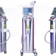 2020 best Hair Removal Machine 808nm Diode Laser Germany bar