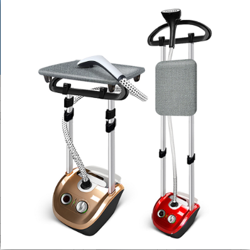 Garment Steamer 2000W Steam Hanging Machine Household Small Mini Handheld Hanging Vertical Iron Clothes Double Genuine|Garment Steamers| |  - title=
