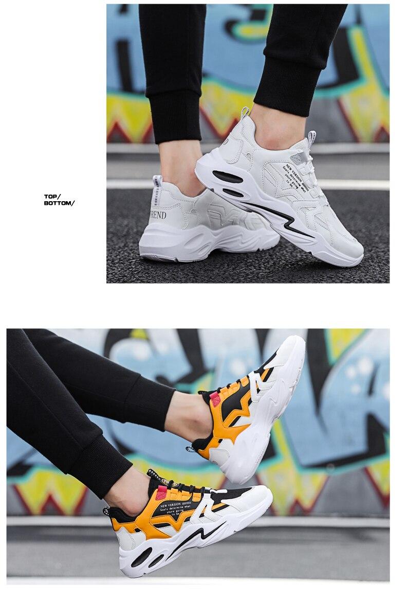 H39aaf8600c3e422e98bde4cb209452daY Men's Casual Shoes Winter Sneakers Men Masculino Adulto Autumn Breathable Fashion Snerkers Men Trend Zapatillas Hombre Flat New