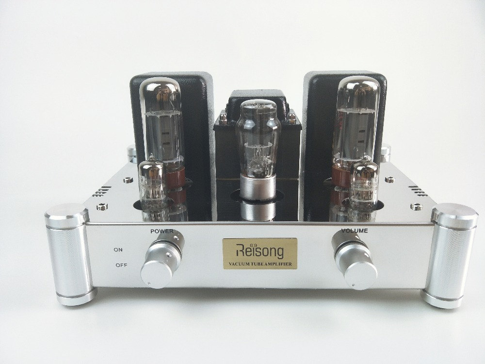 Boyuu A10 EL34B tube amp Single-end Class A HiFi audio amplifier4_副本