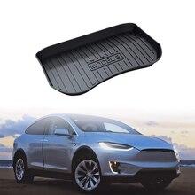 Передний багажник для хранения грузовой Чехол для багажника поднос коврик, напольный ковер, совместимый с Tesla модель 3(переднее хранение