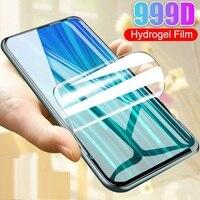 Pellicola Full Hydrogel per Xiaomi Redmi Note 9S 9 8 7 6 Pro 5 pellicola salvaschermo per Redmi 8A 7A K30 K20 Pro 10X pellicola morbida non in vetro