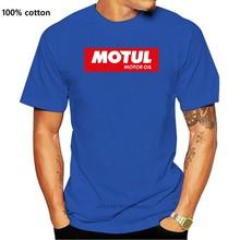 Motul – T-Shirt de course de rallye de voiture à huile moteur, différentes tailles et couleurs