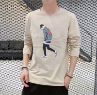2019 autumn and winter new men's fashion simple compassionate W123