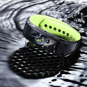 Image 4 - SKMEI Smart Bracelet Watch Sport Fitness Women Men Smart Wristbands Watch Bluetooth Single Touch reloj B25 For Android IOS