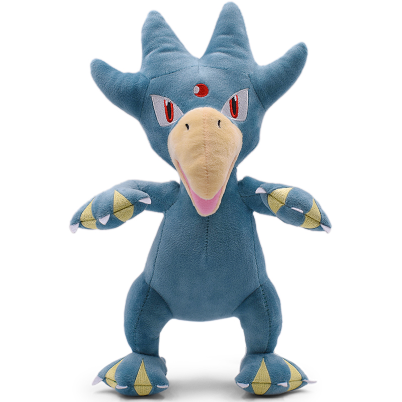13'' 33CM Golduck Plush Cartoon Doll Toy Soft Stuffed Gift For Kids